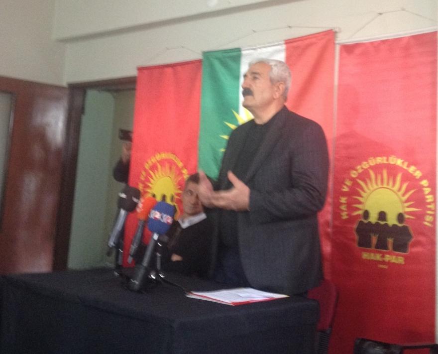 Pîrozbahîya Newrozê ya Hak-Parê hat qedexekirin