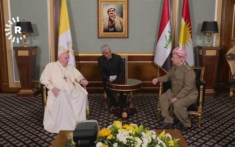 Ji xaka Kurdistanê Papa çi mesaj dan cîhanê?,ji,xaka,kurdistanê,papa,çi,mesaj,dan,cîhanê