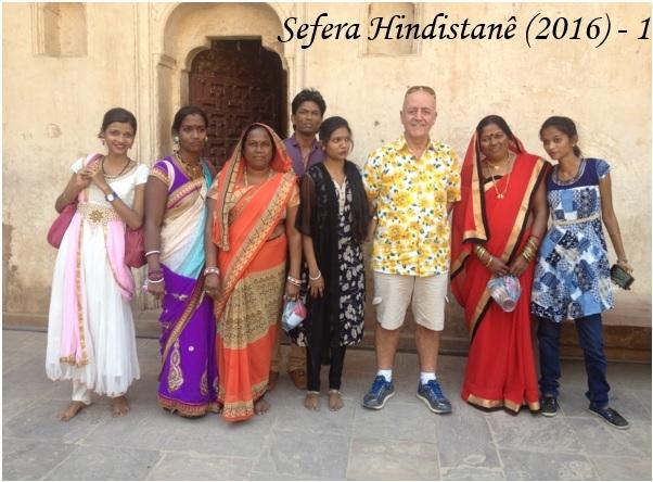 Sefera Hindistanê (2016) - 1