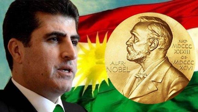 Washington Times: Serokê Herêma Kurdistanê Nêçîrvan Barzanî Xelata Aştîyê ya Nobelê heq dike