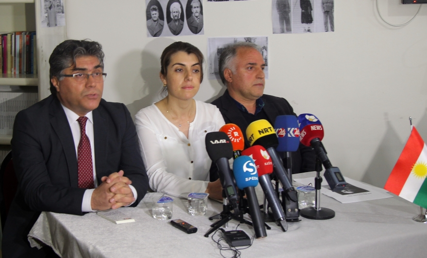 Serokê Giştî yê PAKê Mustafa Özçelîk di Konferansa bibîranîna Pêşewa Qazî Mihemed û hevalên wî de axaft: