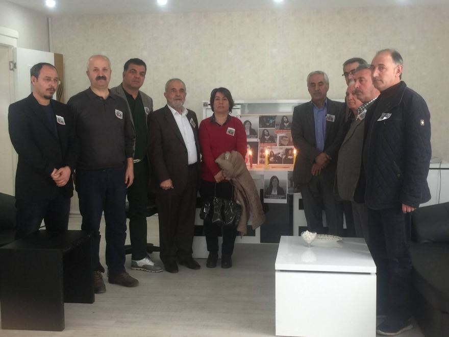 Hawarîya Şîfa Gerdî li çar alîyê Kurdistanê berdewam e