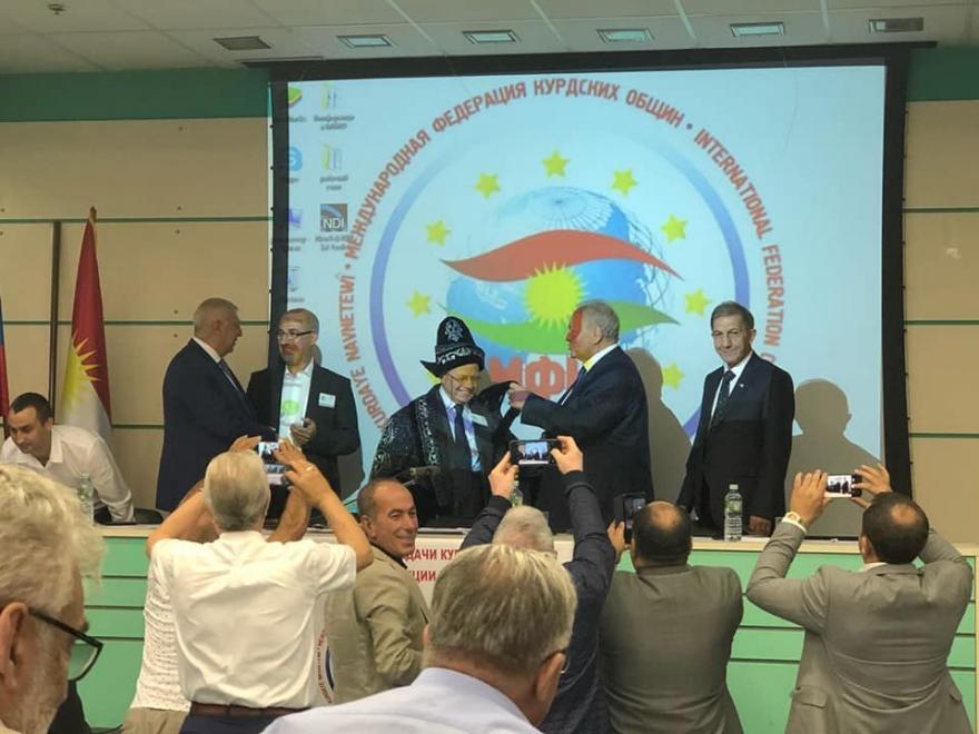 Konferansa Kurdan li Moskowayê