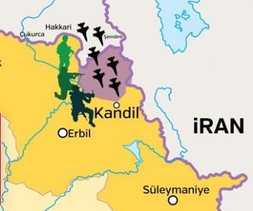 Li Kurdistanê Di Vê Qonaxê De Wateya Kerkûkê, Qendîlê, Şengalê, Efrînê…