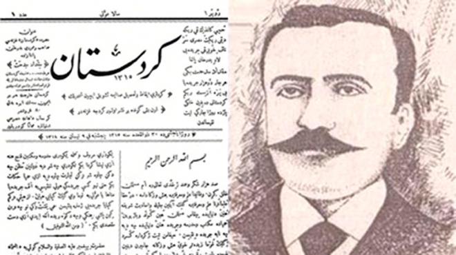 Salvegera 121 salî ya rojnamevanîya Kurdî ye