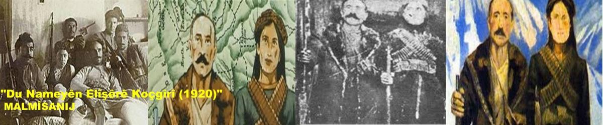 Du Nameyên Elîşêrê Koçgîrî (1920)