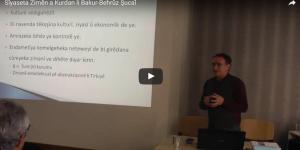 Siyaseta Zimên a Kurdan li Bakur-Behrûz Şucaî