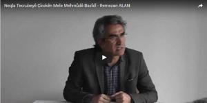 Neqla Tecrubeyê ya Çirokên Mele Mehmûdê Bazîdî - Remezan ALAN